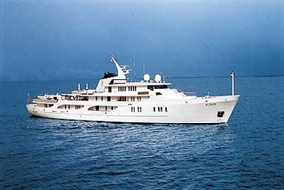 Amels Yachts <strong>Altaïr</strong> (Motor Yacht)
