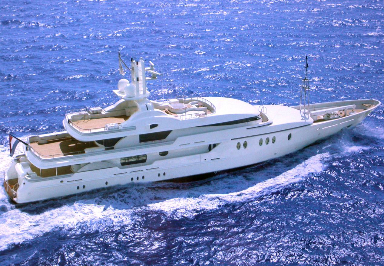 Amels Yachts <strong>Amevi</strong> (Motor Yacht)