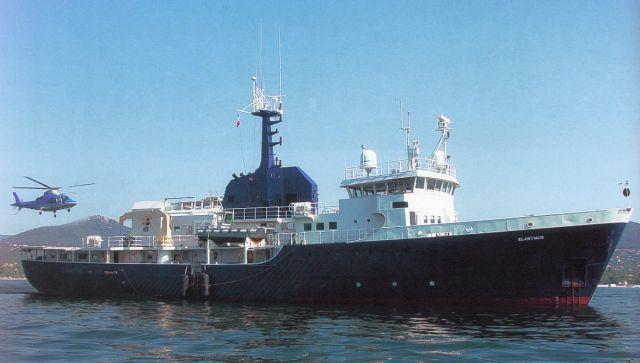 Amels Yachts <strong>Akula - ex Elanymor</strong> (Motor Yacht)