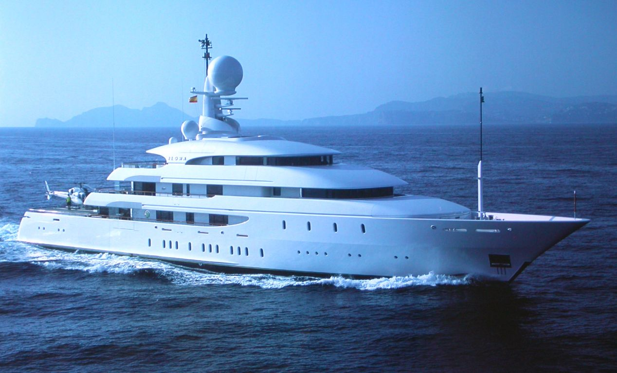 Amels Yachts <strong>Ilona</strong> (Motor Yacht)