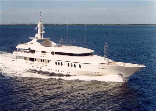 Amels Yachts <strong>La Masquerade</strong> (Motor Yacht)