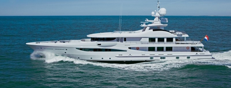 Amels Yachts <strong>La Mirage</strong> (Motor Yacht)