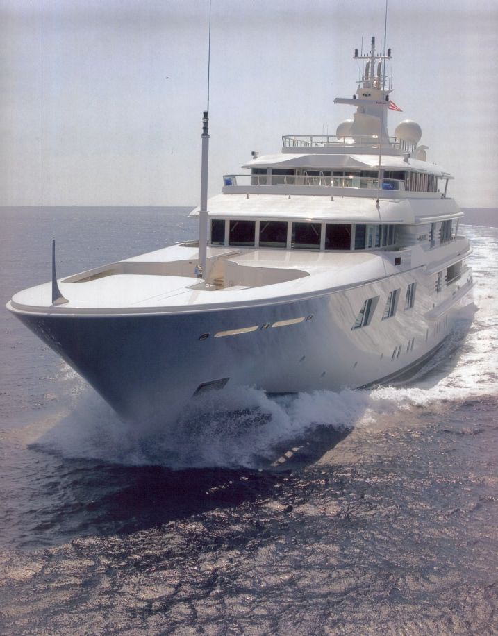 Amels Yachts <strong>Lady Anne</strong> (Motor Yacht)