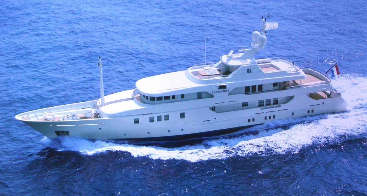 Amels Yachts <strong>Lady in Blue</strong> (Motor Yacht)