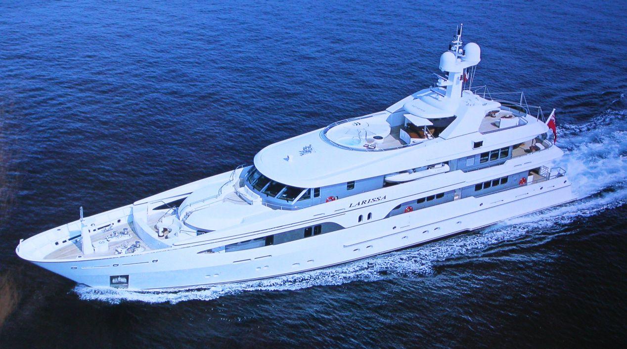 Amels Yachts <strong>Larissa</strong> (Motor Yacht)