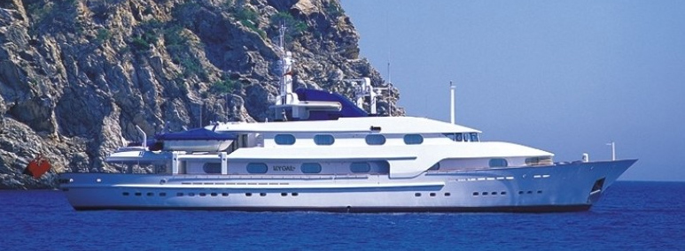 Amels Yachts <strong>Cleopatra C- ex MY Gail III</strong> (Motor Yacht)