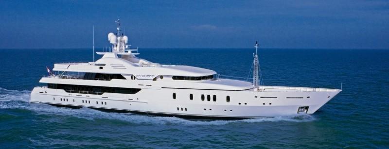 Amels Yachts <strong>MY Shanti</strong> (Motor Yacht)