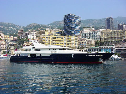 Amels Yachts <strong>Kiss the sky - ex Toinie</strong> (Motor Yacht)