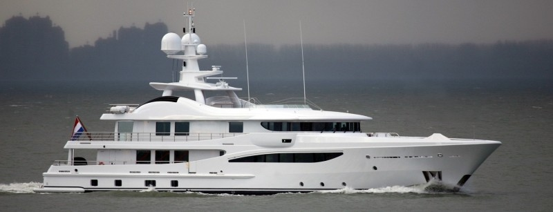 Amels Yachts <strong>Were Dreams</strong> (Motor Yacht)