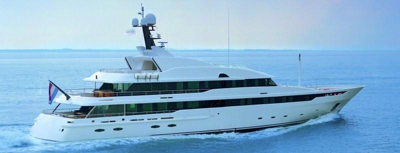 Amels Yachts Yard no447 (Motor Yacht)