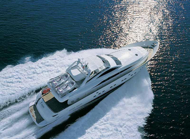 Antago 110 (Fly / Motor Yacht)