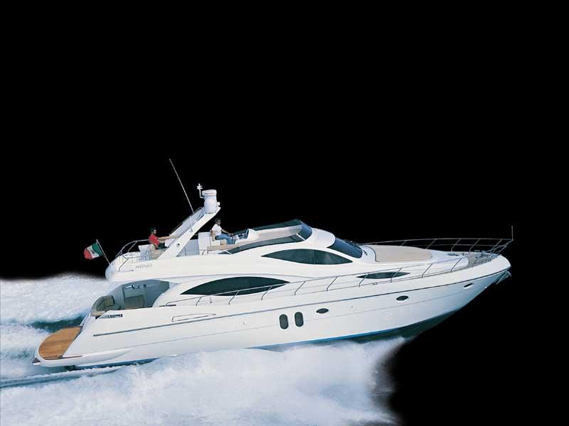 Antago 64 (Fly / Motor Yacht)