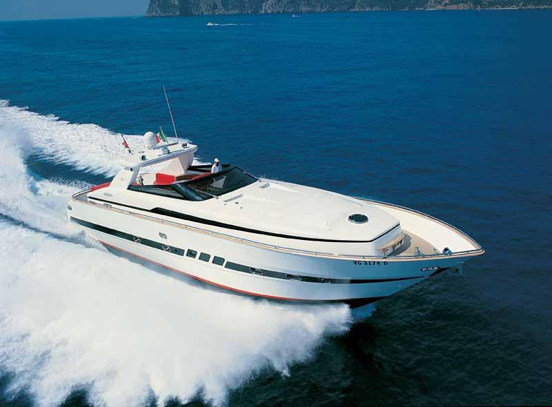 Antago 72 Open (Open / Motor Yacht)