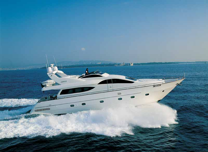 Antago 76 (Fly / Motor Yacht)