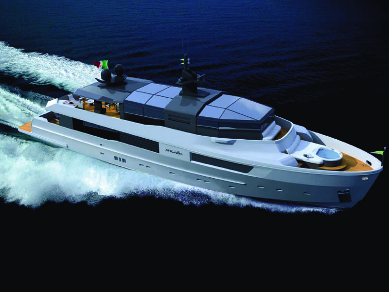 Arcadia Yachts 115 (Motor Yacht)