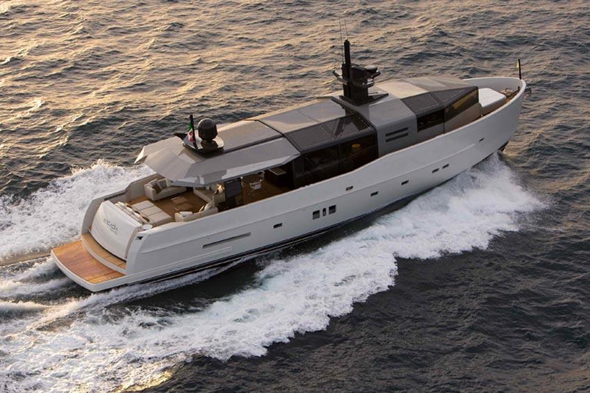 Arcadia Yachts 85 (Motor Yacht)