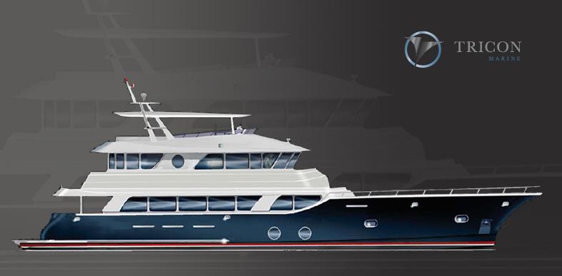 Argos Yachts G100 WA (Motor Yacht)