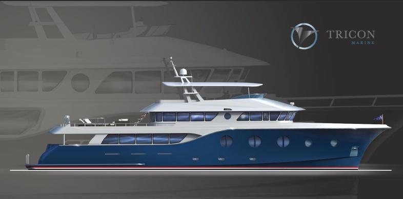 Argos Yachts G125 (Motor Yacht)