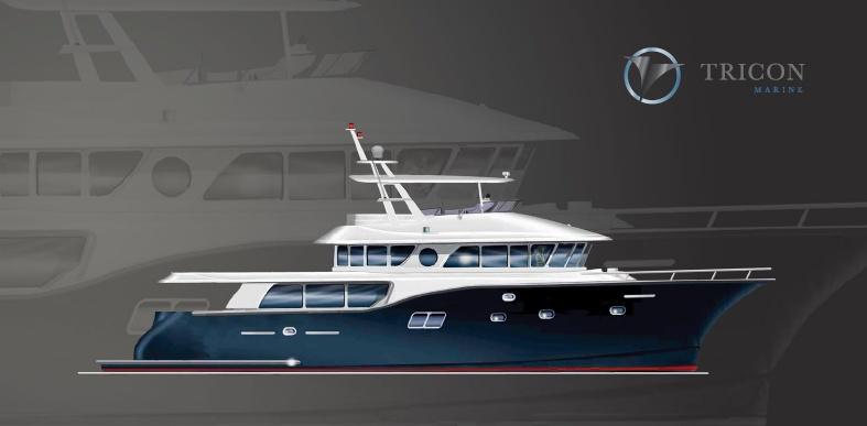 Argos Yachts G78 (Motor Yacht)