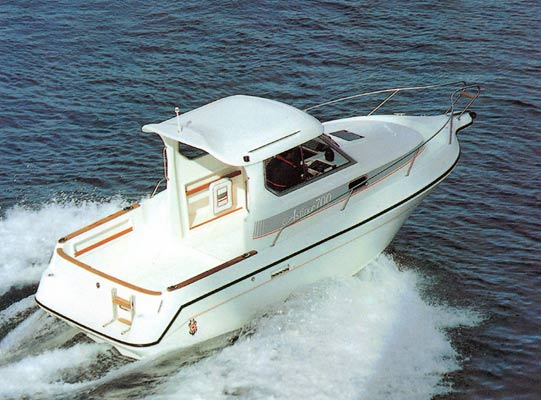 Astinor 700 (Power Boat)