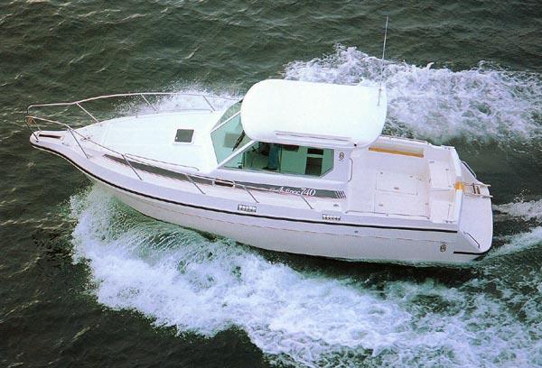 Astinor 740 (Power Boat)