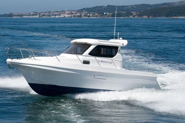 Astinor 820 (Pêche Promenade)