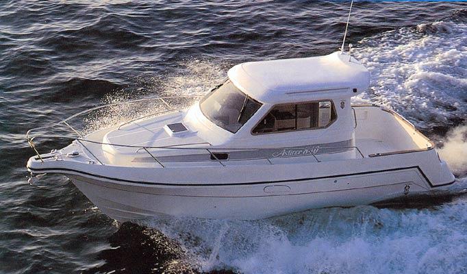 Astinor 840 (Power Boat)