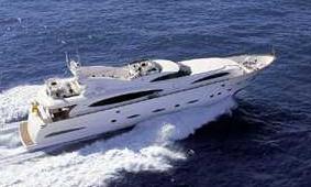 Astondoa 114 GLX (Motor Yacht)
