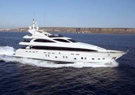 Astondoa 122.3 GLX (Motor Yacht)