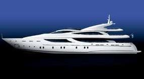 Astondoa 138 GLX (Fly / Motor Yacht)