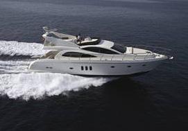 Astondoa 59 GLX (Fly / Motor Yacht)
