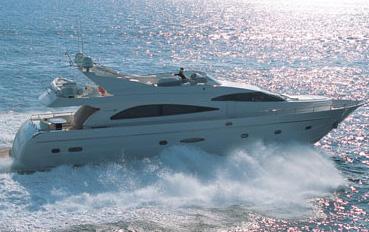 Astondoa 82 GLX (Fly / Motor Yacht)
