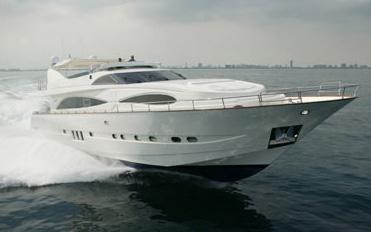 Astondoa 95 GLX (Fly / Motor Yacht)