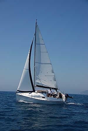 Astraea 235 Sprinter (Sailing Yacht)