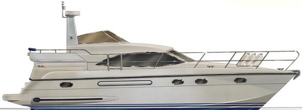 Atlantic 42 (Fly / Power Boat)