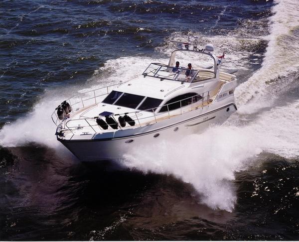 Atlantic 50 (Fly / Motor Yacht)