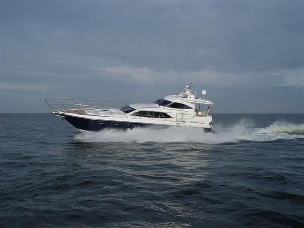 Atlantic 56 HT (Motor Yacht)