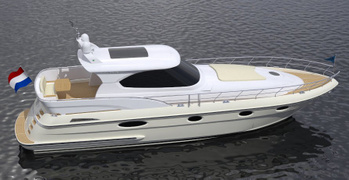 Atlantic 56 Twin Deck (Motor Yacht)