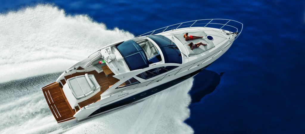 Atlantis 54 (Motor Yacht)