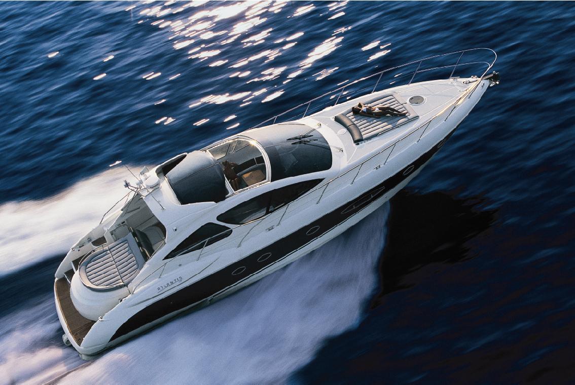 Atlantis 55 (Open / Motor Yacht)