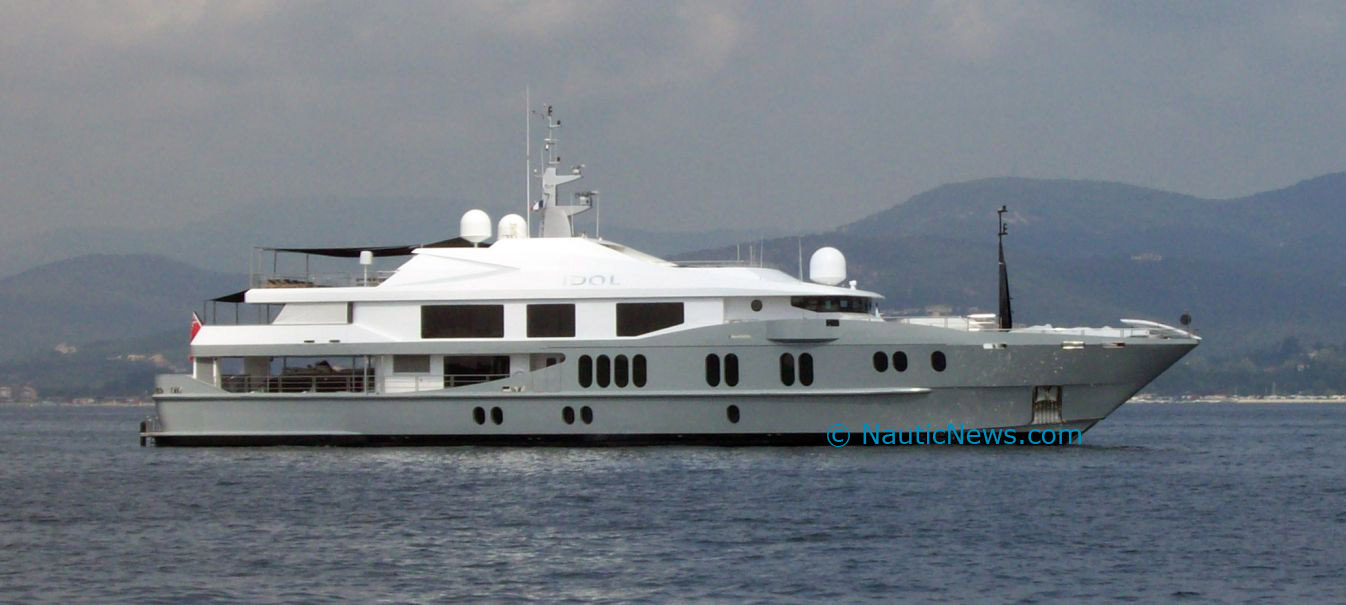Austal Yachts <strong>IDOL -ex Outback</strong> (Motor Yacht)