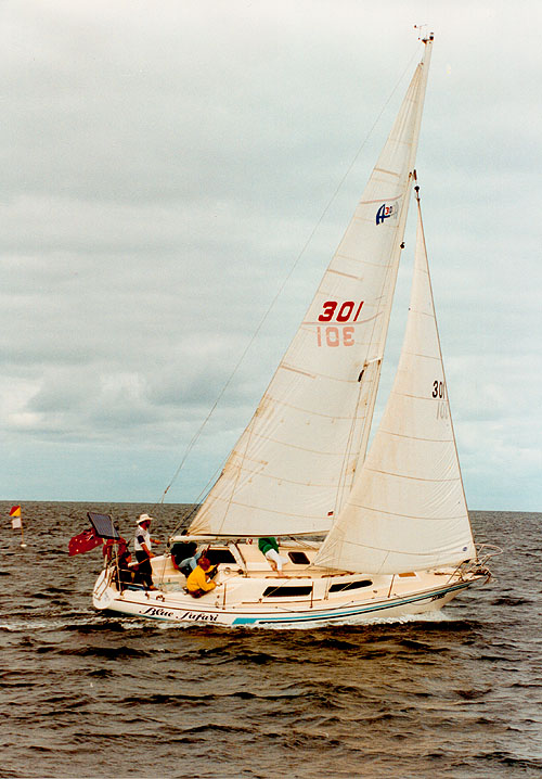 Austral Yachts Austral 30 (Voilier)