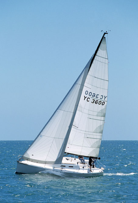 Austral Yachts Clubman 36 (Voilier)