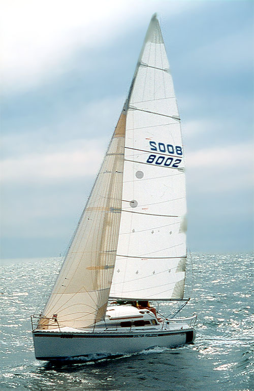 Austral Yachts Clubman 8 (Voilier)