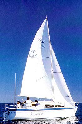 Austral Yachts Noelex 25 (Voilier)