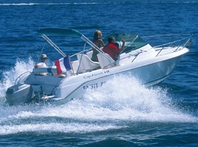 B2 Marine Cap Ferret 650 CC (Pêche Promenade)
