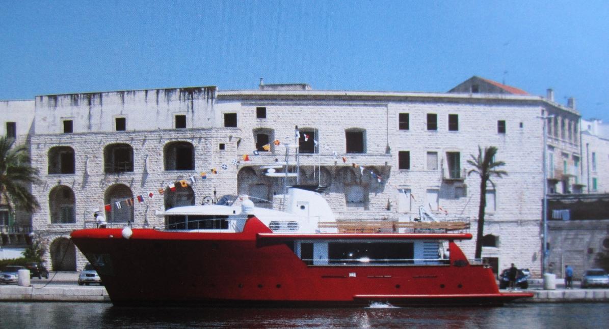B&G Navi Beluga 85 <strong>Sognatore</strong> (Motor Yacht)