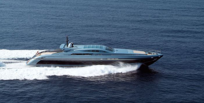 Baglietto 115 <strong>Blue Princess</strong> (Motor Yacht)