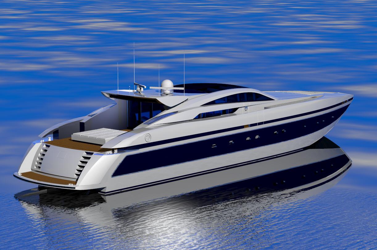 Baglietto 32 M Hard Top (Motor Yacht)