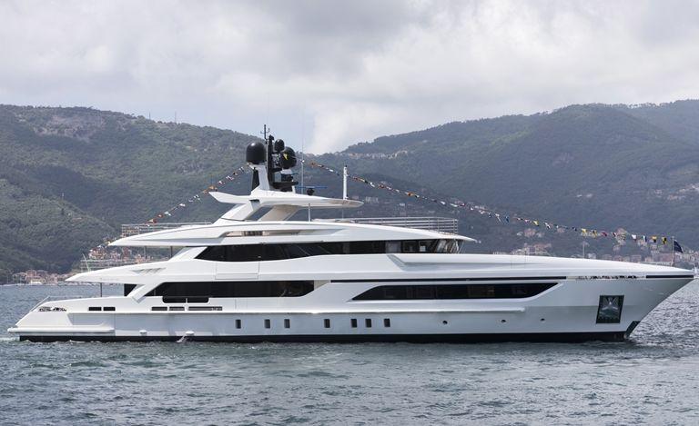 Baglietto 48 M (Motor Yacht)